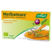 * Herbamare cubes pauvre en sodium 76 g