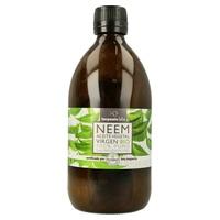 Organic Neem Virgin Vegetable Oil