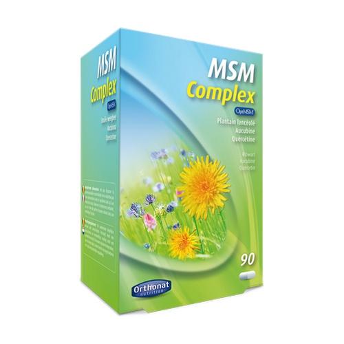 Msm Complex (Reactivit)