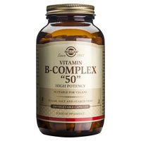 Vitamin B-Complex ''50'' High Potency Vegetable