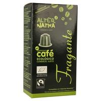 Organiczna aromatyczna kawa
