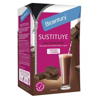 Batido Sustituye en polvo chocolate