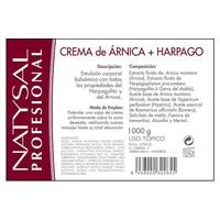 Crema de Árnica y Harpago