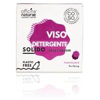 Linea CO.SO Cosmetici Solidi- Detergente Viso Solido Purificante