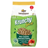 Krunchy Sun Apple Cannella Muesli