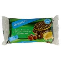 Tortitas de Maíz Chocolate con Leche sabor Avellana