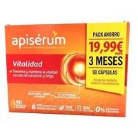 Apiserum Vitalidad Pack 3 meses