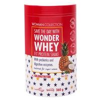 Wonder Whey Piña Colada - Fit Protein Shake