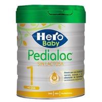 Leche de Inicio 1 Sin Lactosa Pedialac 0m+