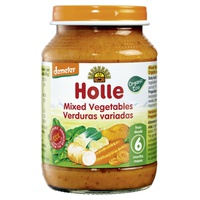 Jar of Bio Assorted Vegetables