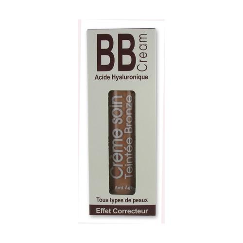 BB Crema HA color bronce Bio