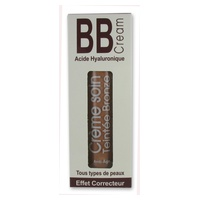 BB Crema HA color bronce Bio