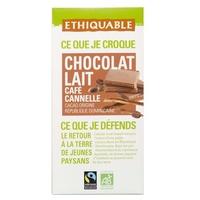 Chocolate Café Canela Bio