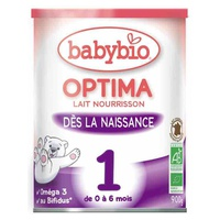Optima Organic 1st Age Milk - 0 to 6 months