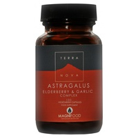 Astragalus, Sauco and Garlic Complex (Resistance Support)