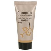 Maquillaje Natural en Crema Honey