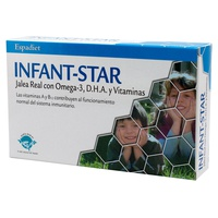 MontStar Jalea Infant Star Omega