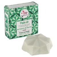Jabón sólido para afeitar - té verde limón