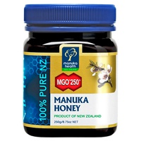 Miel de Manuka Honey MGO 250+