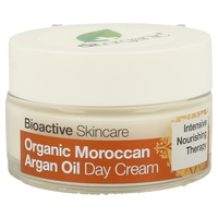 Crema Día de Aceite Argán Marroquí Orgánico