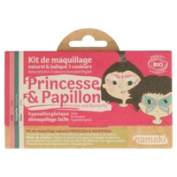 Kit Maquillaje Infantil Princesa y Mariposa Bio