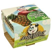 Organic Apple and Pineapple Puree