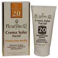 Crema Solar Facial Spf 20