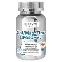 Cal/mag/zinc liposomal
