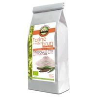 ORGANIC brown millet flour
