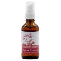 Frambuesa orgánica Pepins Veg Oil.