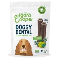 Collation dentaire pour chien moyen à la pomme et à l'eucalyptus
