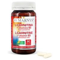 L-Carnitina con Vitamina B5
