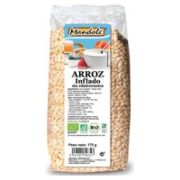 Arroz Inflado Integral