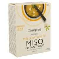 Sopa Miso e Tofu Suave