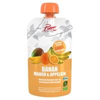 Smoothie de Plátano, Mango y Naranja