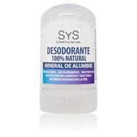 Naturalny dezodorant z minerałem ałunowym