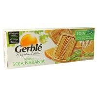 Galleta de Soja y Naranja