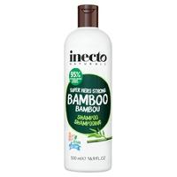 Wzmacniający szampon bambusowy do włosów
