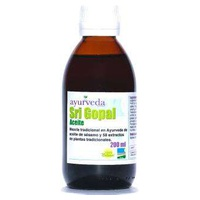 Aceite Sri Gopal Ayurvedico