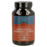 Astrágalo, Sauco y Ajo Complex (Resistance Support)