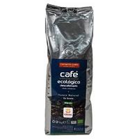 Grain de café biologique décaféiné