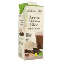 Bebida de Arroz con Cacao