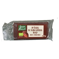 Pasta de almendras Bio y cacao