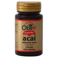 Açai (wytrawne 250 mg)