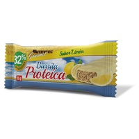 Barrita proteica 32% (sabor limón)