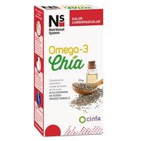 Omega 3 Chía