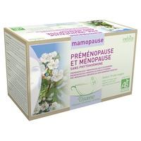 Chá de ervas da mamopausa