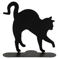Porte-spirale Chat Noir