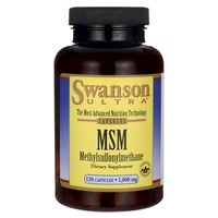 MSM Methylsulfonylmethane 1000 mg