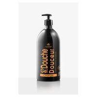 Champú y gel de ducha XXL Naranja sin sulfatos Bio